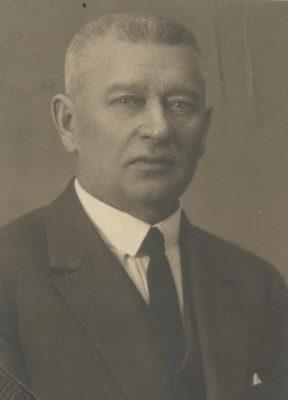 Eduard Kuusik. Photo: Estonian National Archives