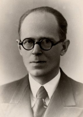 Johan Leppik. Photo: Archives of the Estonian Ministry of Foreign Affairs