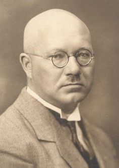 Otto Strandman. Photo: Archives of the Estonian Ministry of Foreign Affairs