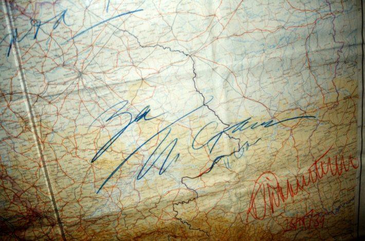Photo: MRP map