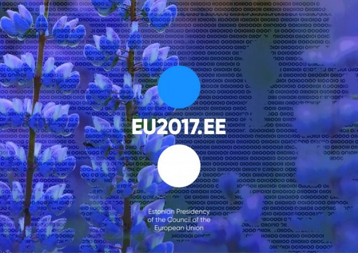 Photo: Logo of the Estonian Presidency of the Council of the European Union