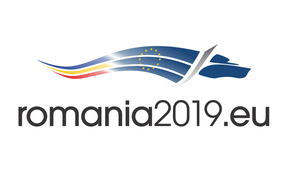 Photo: Logo of the Romanian Presidency of the Council of the European Union